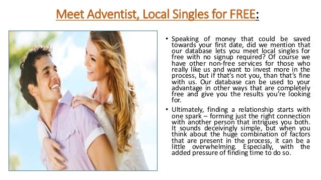 Singles in your area for sex