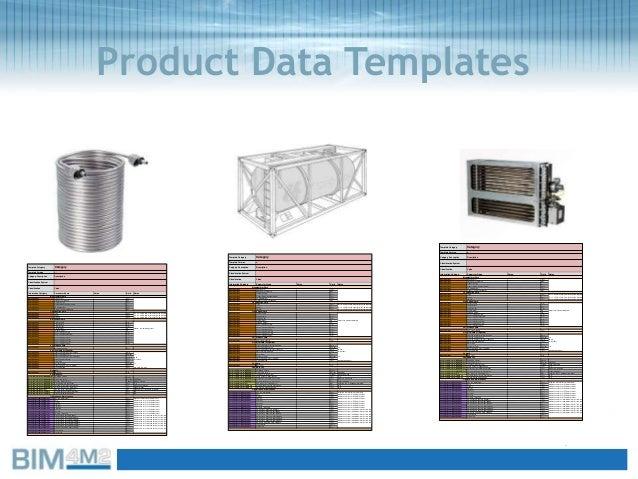Product Data Templates Pdts And Cobie Bim4m2help