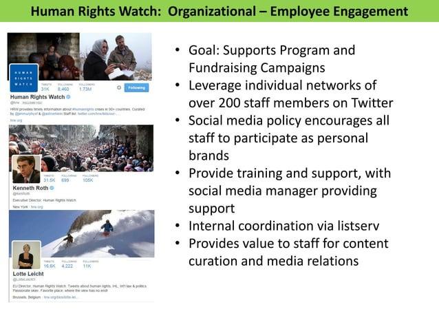 Workshop at Helsinki University: Social Media and NGOS