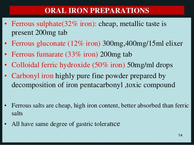 Ferrous Fumarate Oral : Uses, Side Effects, Interactions ...