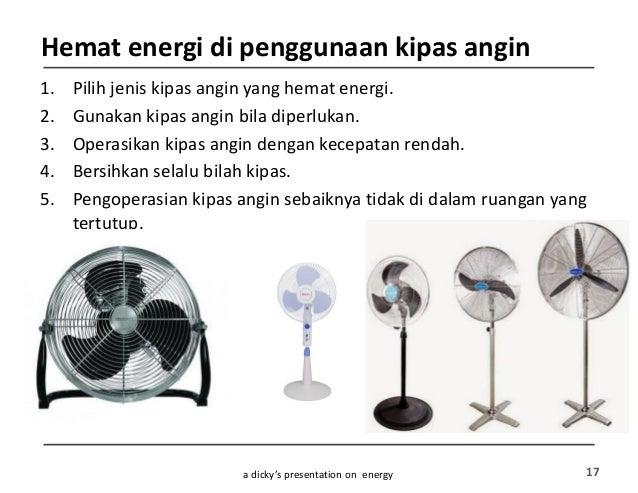 Hemat Energi Untuk Anak Anak