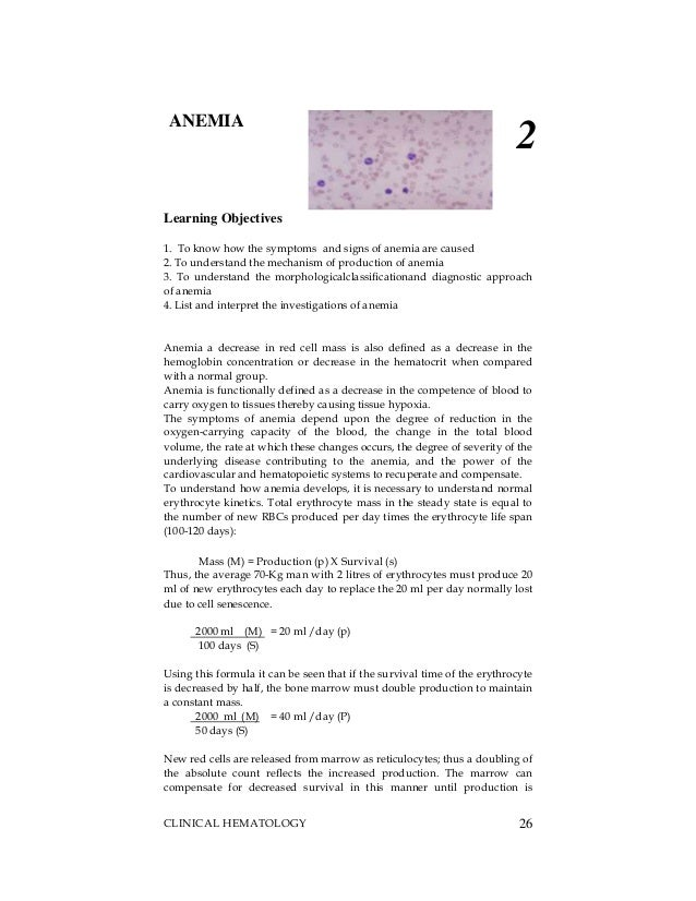 Hematology Book