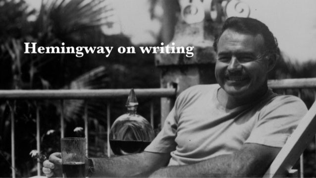 essay on hemingways the short and 'hills like white elephants' by ernest hemingway in four pages this essay analyzes the short story by ernest hemingway with an emphasis upon symbolism includiing that represented.