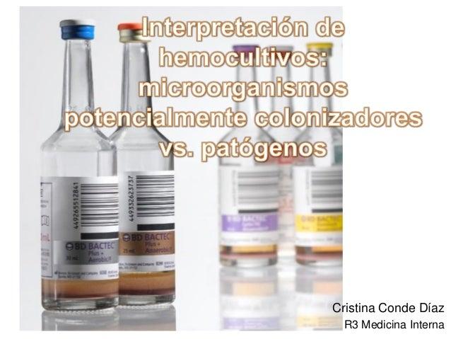 Cristina Conde Díaz R3 Medicina Interna