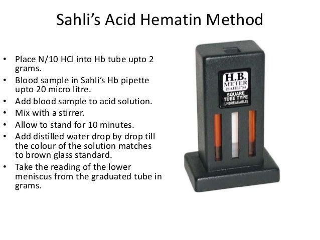 hb method