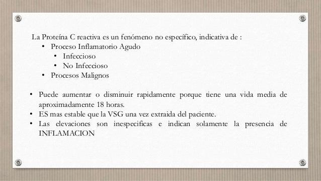 Proteina c reactiva valores normales pdf