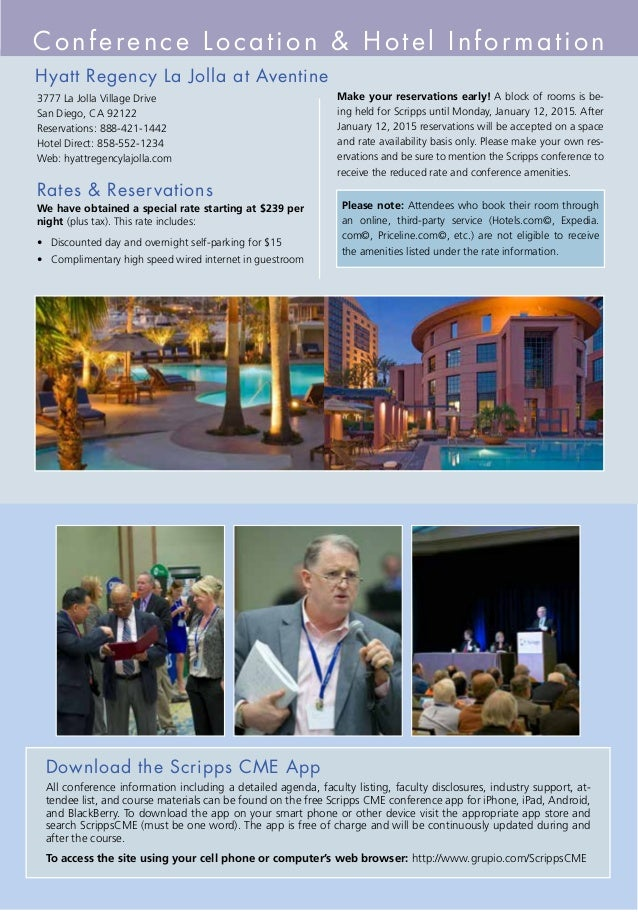 Scripps 35th Annual Conference: Clinical Hematology