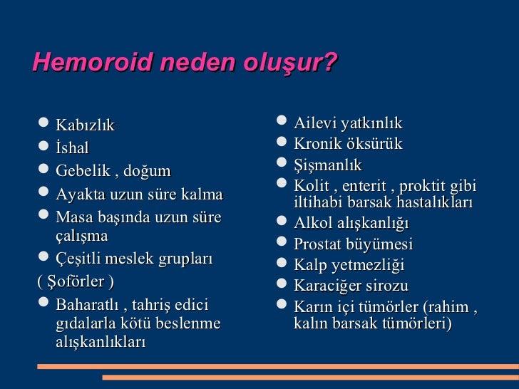 Hemoroid Basur Slide 3