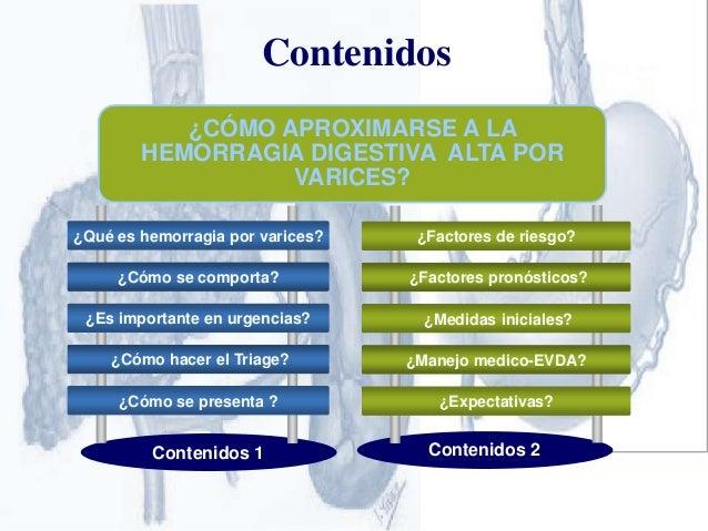 Hemorragia digestiva varicosa Slide 2
