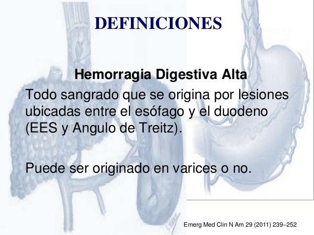 Hemorragia digestiva varicosa Slide 3