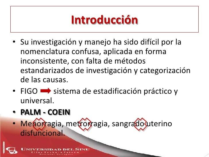 Introducción• Su investigación y manejo ha sido difícil por la  nomenclatura confusa, aplicada en forma  inconsistente, co...