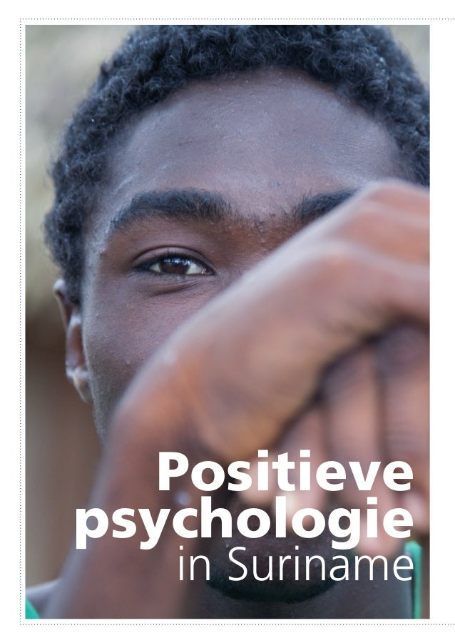 16 april nr. 2 2016   TPP Positieve psychologie in Suriname