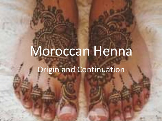 Moroccan Mehndi Patterns : History of moroccan henna
