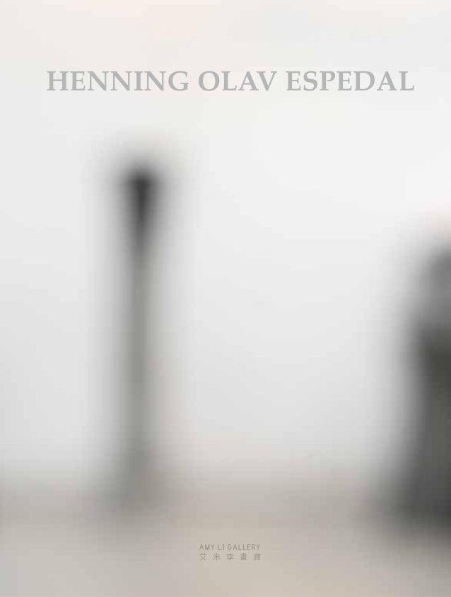 HENNING OLAV ESPEDAL