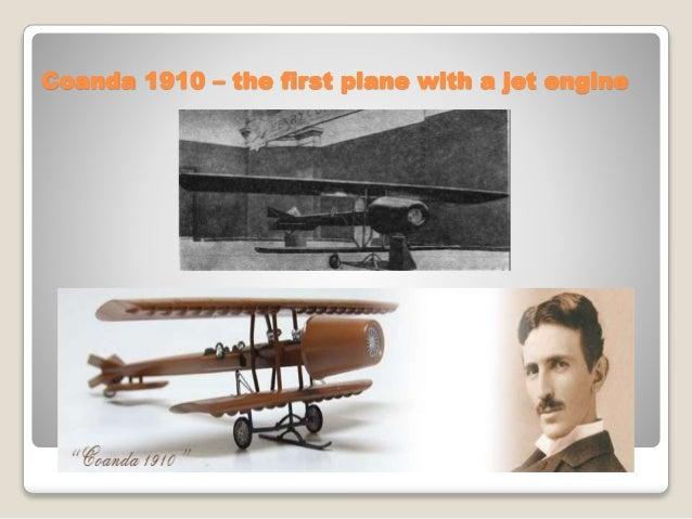 Henri Coanda Outstanding Pioneer Of Aviation
