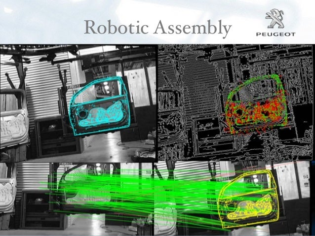 Robotic Assembly x 2