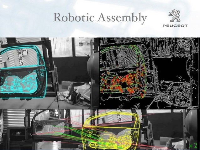Robotic Assembly 2/2