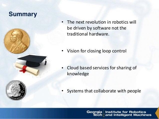 Henrik Christensen  -  Vision for co-robot applications