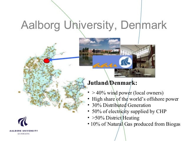 100% Renewable Energy Solutions: The Danish Policies and Experience Slide 2