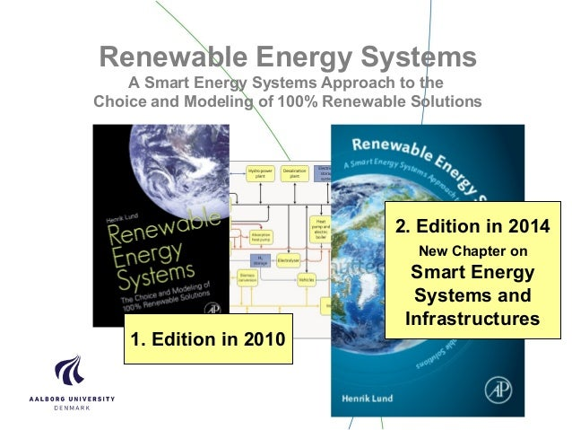 100% Renewable Energy Solutions: The Danish Policies and Experience Slide 3