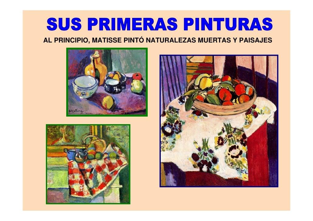 """""""Vista de Collioure"""" 1905""""Lujo, calma y voluptuosidad"""" 1904"""