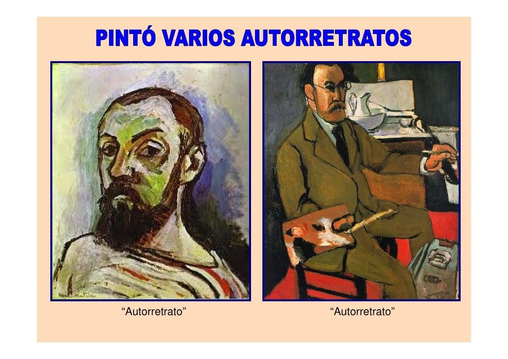 """""""La ventana abierta, Collioure"""" 1905   """"El violinista en la ventana"""" 1922"""