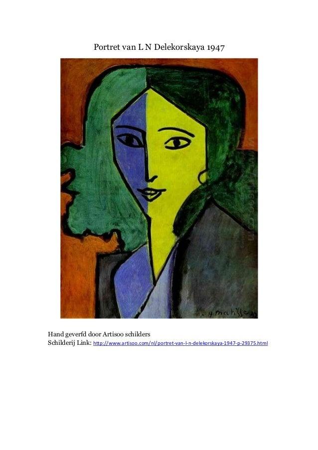 Uitgelezene Henri matisse schilderijen onderwerp vrouwenbesnijdenis - artisoo RA-86