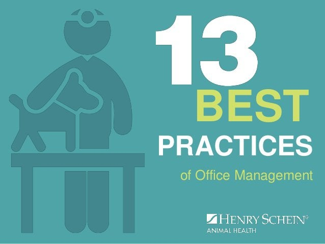 PRACTICES of Office Management BEST