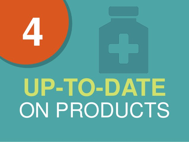 UP-TO-DATE ON PRODUCTS 4