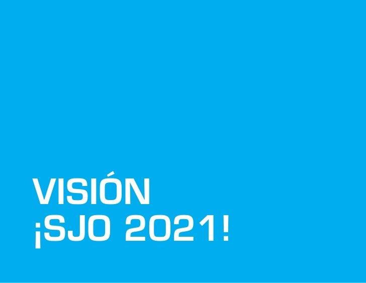 VISIÓN¡SJO 2021!