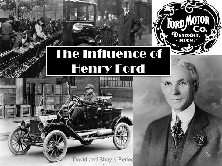 henry ford assembly line research paper