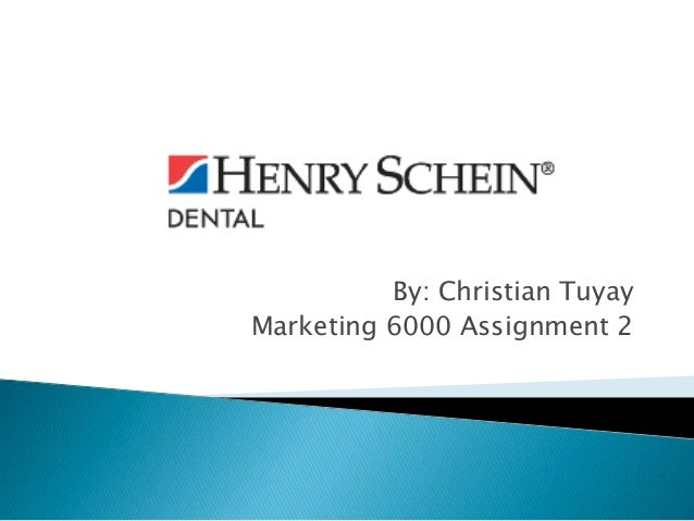 By: Christian Tuyay Marketing 6000 Assignment 2