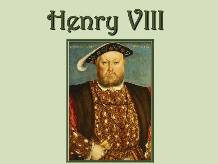 Henry VIII<br />