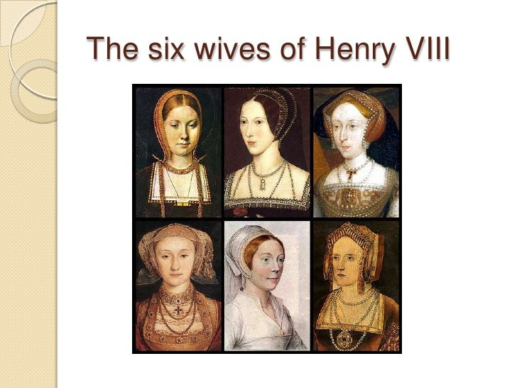 king henry and his six wives