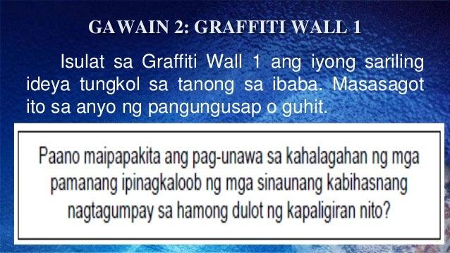 Ap 9 modyul 1 aralin 1 heograpiya ng daigdig graffiti wall 1 gawain 2 20 fandeluxe Image collections