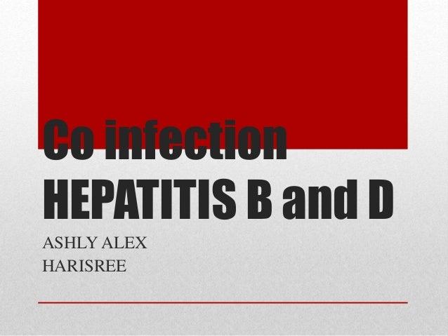 hepatitis b and d