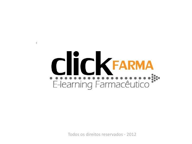 Todos os direitos reservados - 2012