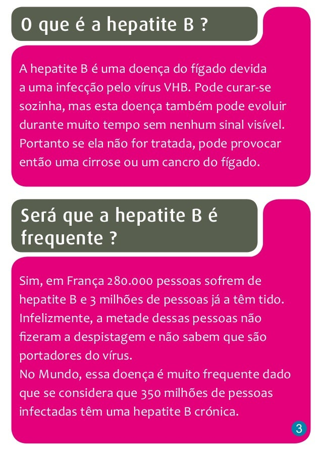 Hepatite b portugais Slide 3
