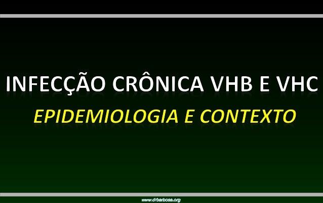 VHB VHC Material Genético DNA RNA Tamanho 40 nm 50 nm Provírus Sim Não Modelo de Cura Funcional Esterilizante Cura vs Cron...