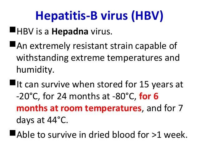 Hepatitis b package final