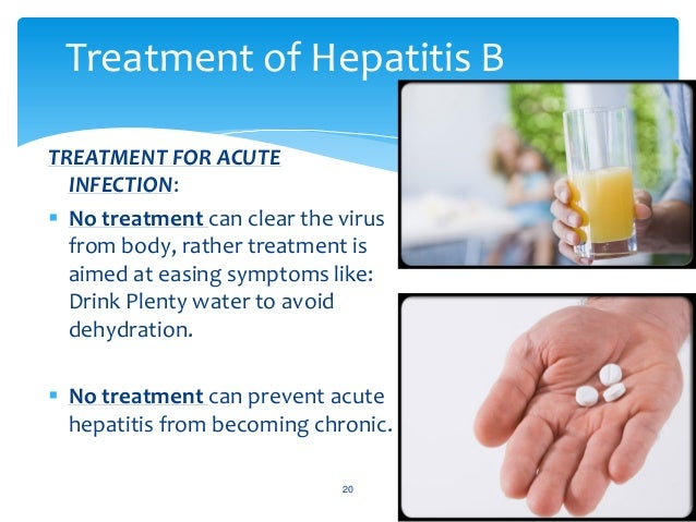 how to get rid of hepatitis b naturally