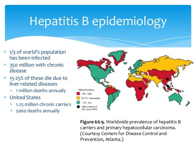 Hepatitis deaths by state