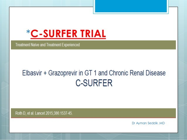 C surfer trial