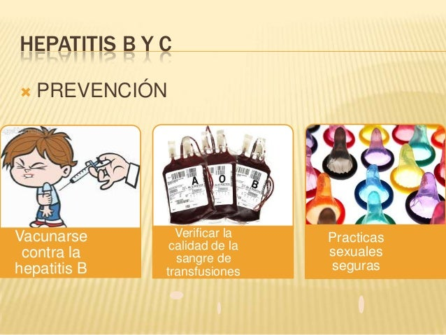 HEPATITIS-PROMOCIÓN Y PREVENCION