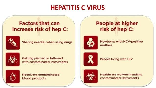 hepatit c symptom
