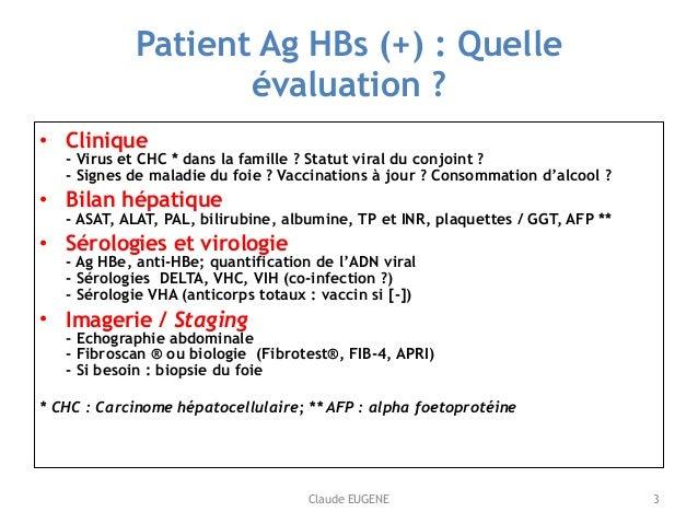 HEPATITE B Slide 3