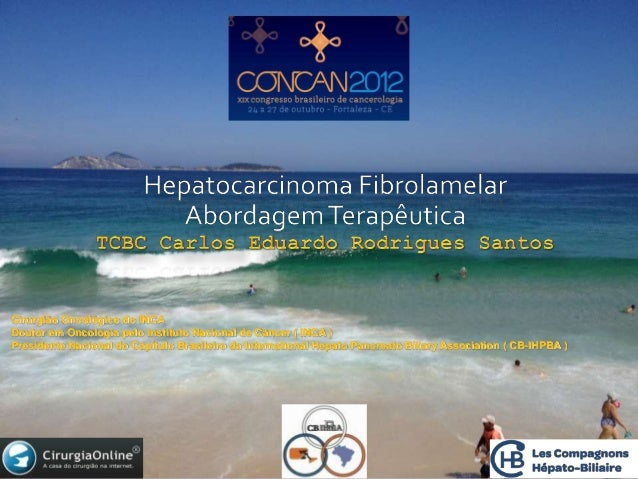 Cirurgião Oncológico do INCADoutor em Oncologia pelo Instituto Nacional de Câncer ( INCA )Presidente Nacional do Capítulo ...