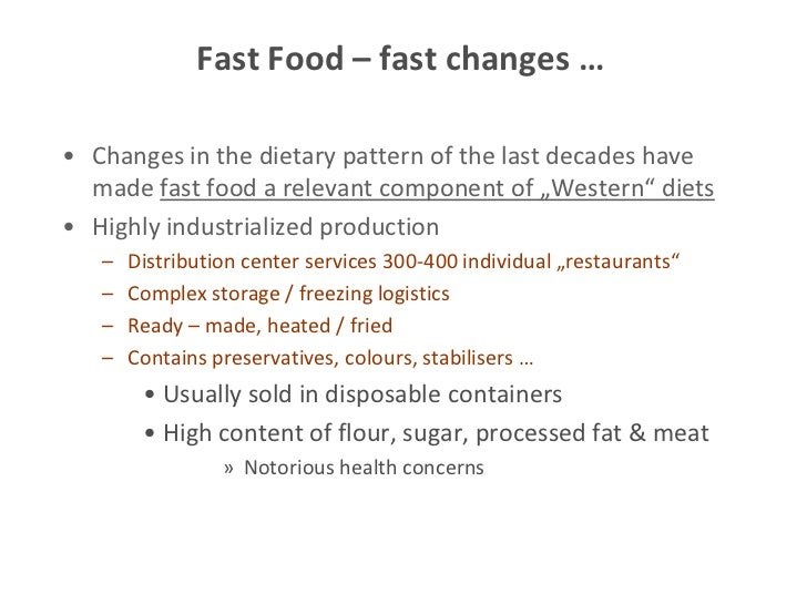 Hepatotoxicity Fast Food Dr Ludwig Kramer