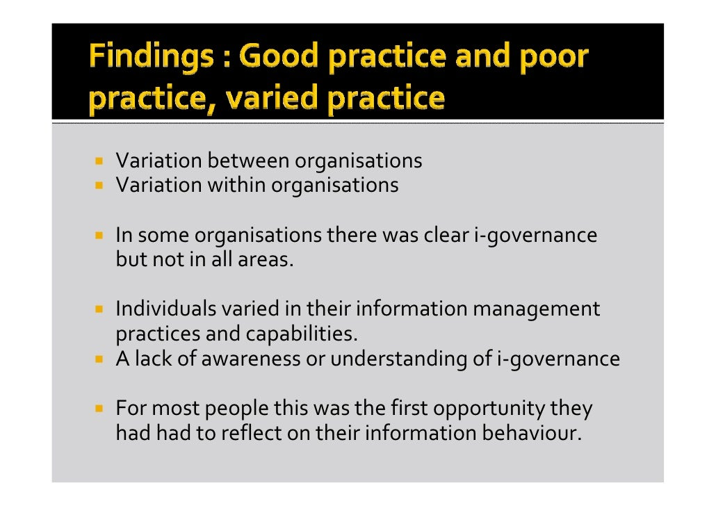 managing information in organisation h m Managing non-profit organisations: towards a new approach  or do we in fact find that the management of non-profit organisation is distinct from both,.