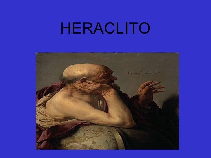 HERACLITO